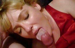 Hetero, sexo oral, série vídeo pornô com coroas
